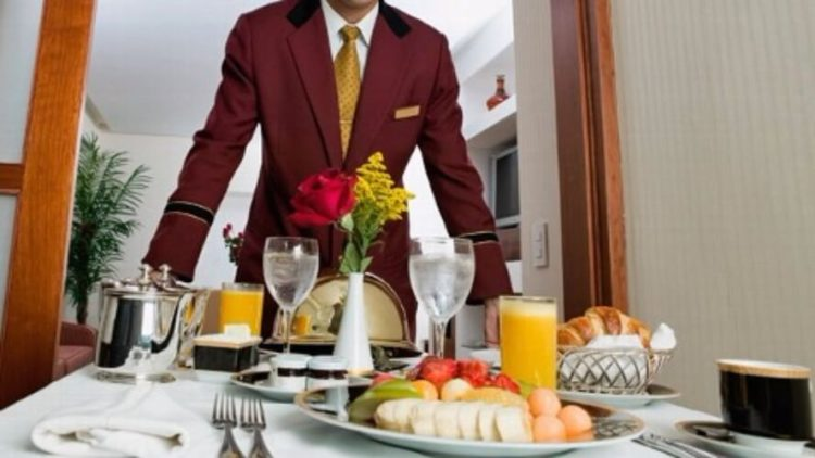 Aniversário em Hotel - serviço de hotel