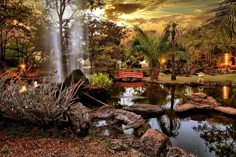 JARDIM JAPONES Caldas Novas Le Jardin